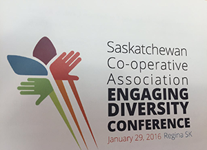 Saskatchewan Co-operatives Embrace Diversity