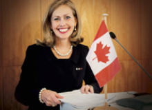Monique F. Leroux declares candidacy for ICA Presidency