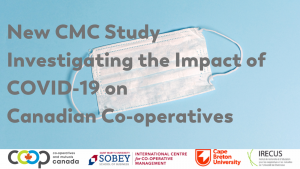 New CMC Study: Investigating the Impact of COVID-19 on Canadian Co-operatives