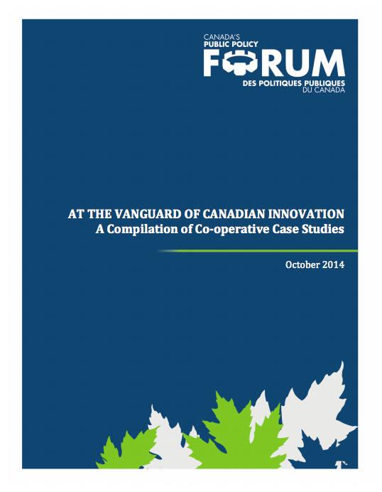 Leading Canadian Innovation: A Compilation of Co-operative Case Studies