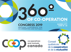 Congress 2019: 360º of Co-operation
