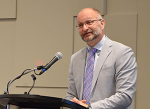 Speaking Remarks – Remarques officielles : David Lametti, MP