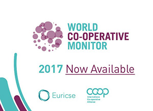 New ranking of the world's 300 largest co-operatives confirms the strength and good health of the movement