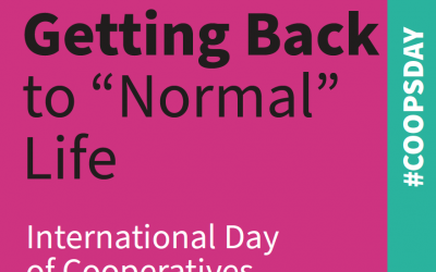 """Getting Back to """"Normal"""" Life"""