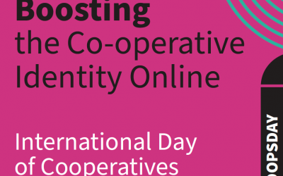 Boosting the Co-operative Identity Online