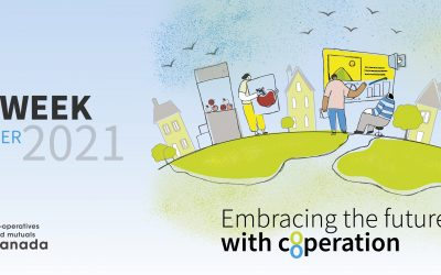 Co-operatives and Mutuals Canada is Getting Ready for Co-op Week 2021